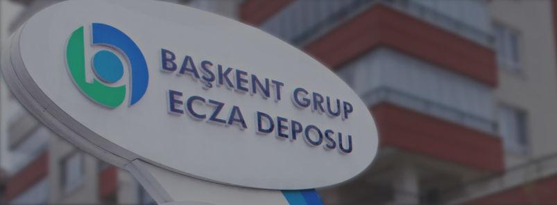 Satıcı için resim Başkent Ecza Deposu